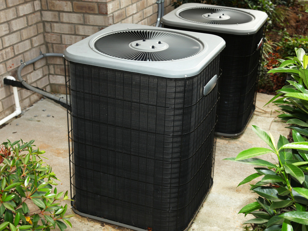 Install a New, Energy-Efficient HVAC Unit